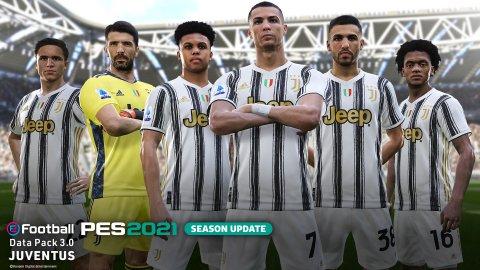 PES 2021: Juventus try to save their esports season against Barça