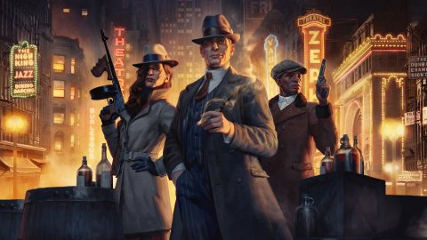 Empire of Sin on Xbox Game Pass for PC and consoles, that's when it will be available