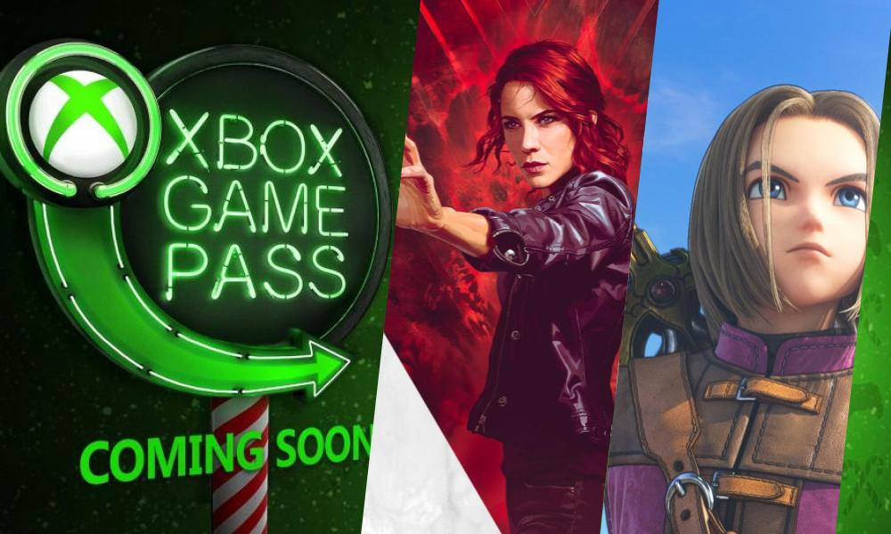 Xbox Game Pass, December 2020: the first free games of the month