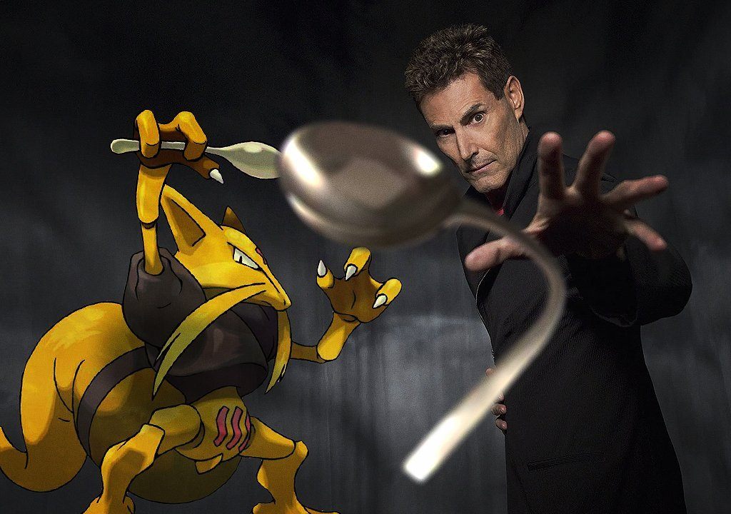 Pokémon: the mysterious case of Uri Geller and the missing Kadabra