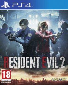 Resident Evil 2 per PlayStation 4
