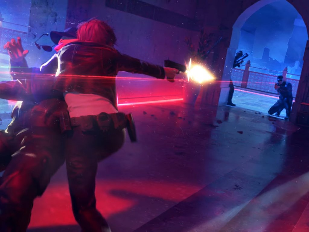 Perfect Dark, the preview of what to expect from The Initiative's first game