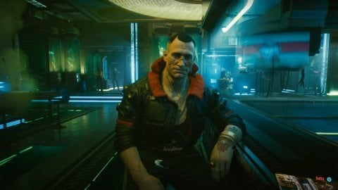 Cyberpunk 2077: patch 1.2 improves gameplay on PS4 Pro only, Digital Foundry says