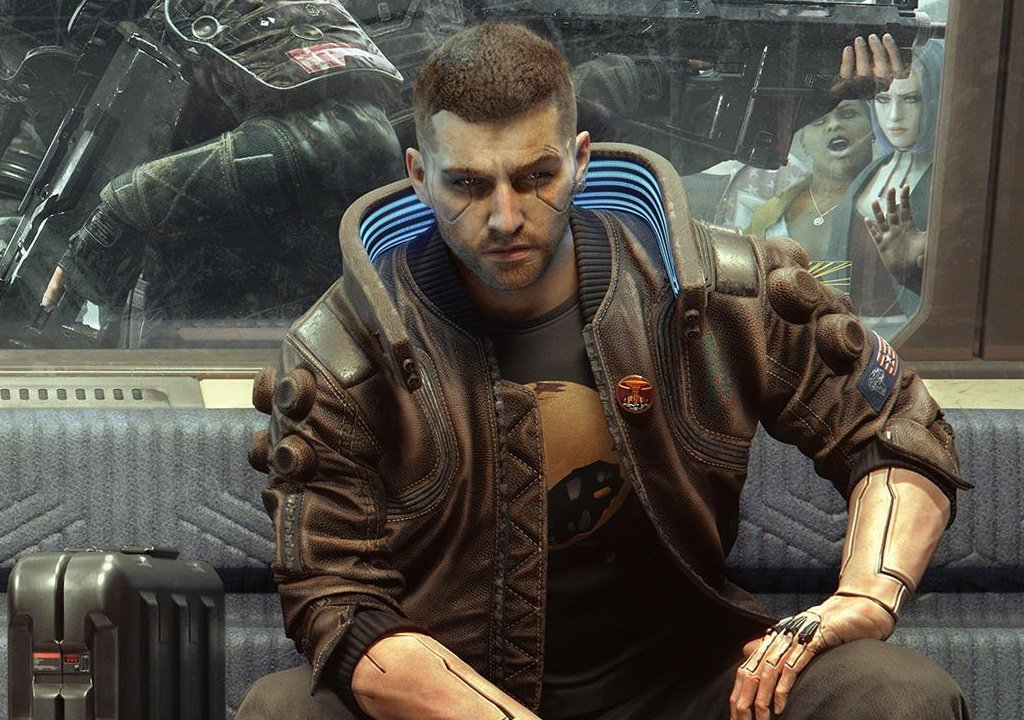 Cyberpunk 2077, the analysis on Xbox One S and Xbox Series S.