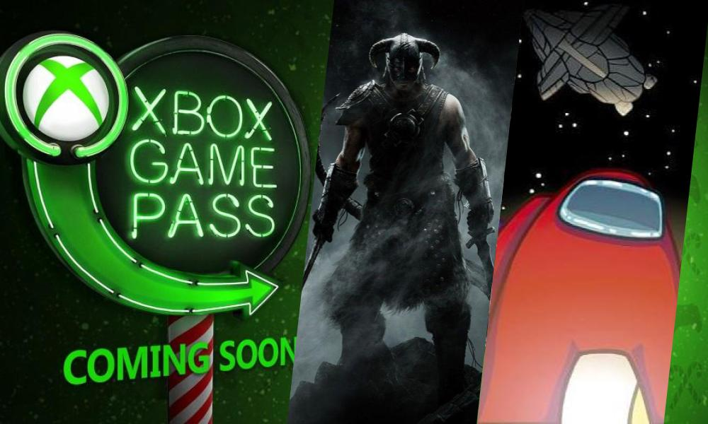 Xbox Game Pass December 2020, mid-month update games