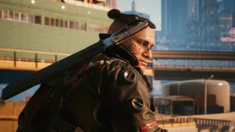 Cyberpunk 2077: expansion with release date and weight from an Epic Games Store leak