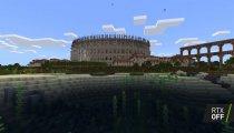 Minecraft con RTX | Colosseo di Roma RTX