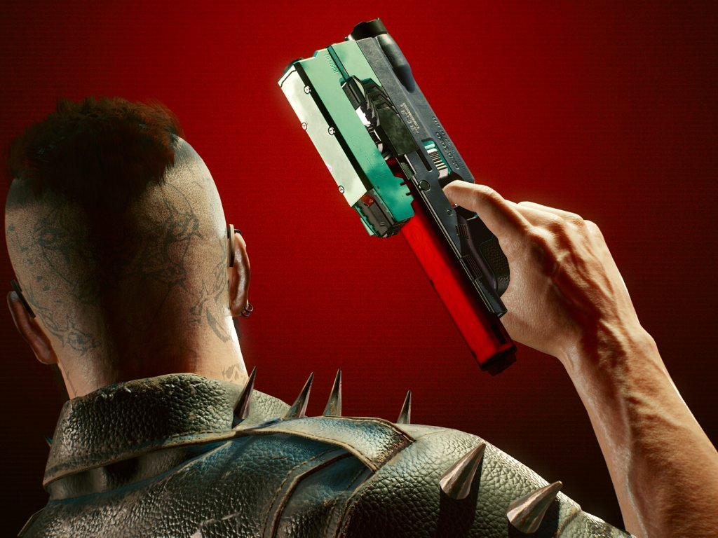 Cyberpunk 2077: weapons guide