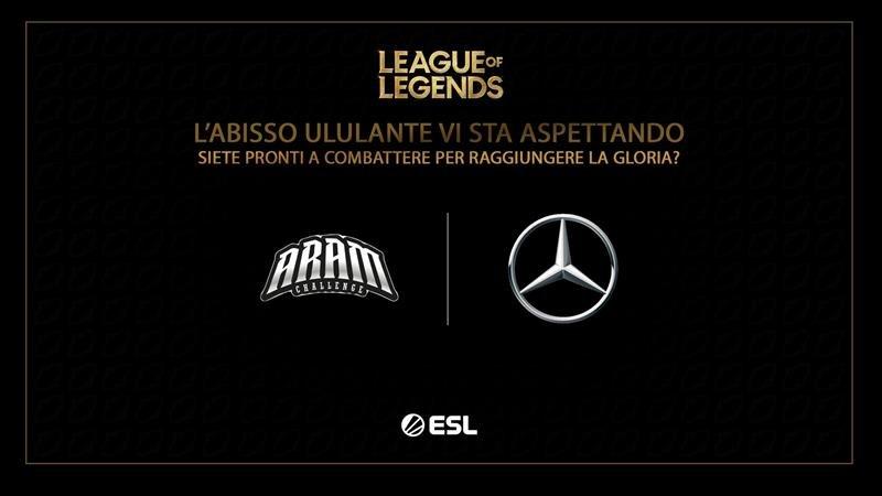 Lol Mercedes Benz Aram Tournament