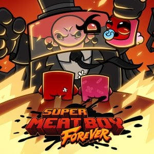 Super Meat Boy Forever per Nintendo Switch