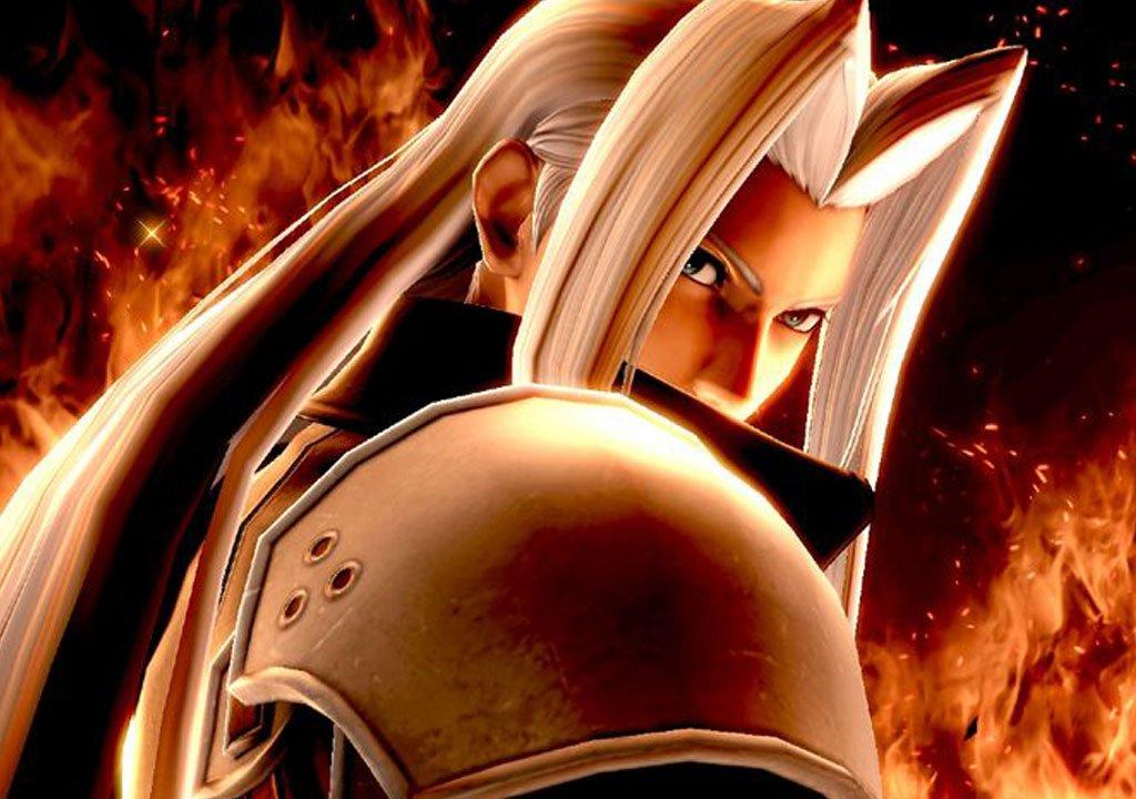 Super Smash Bros., Sephiroth arrives