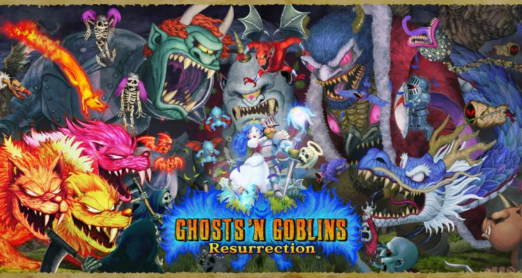 Ghosts 'n Goblins Resurrection il  …