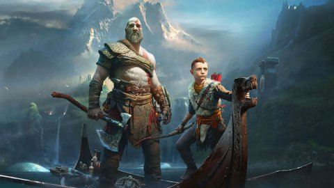 God of War 2: Ragnarok, first gameplay video at the State of Play for an insider