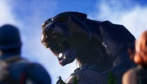 Fortnite: Pacchetto Regalità e Guerrieri - Black Panther, Captain Marvel, Taskmaster