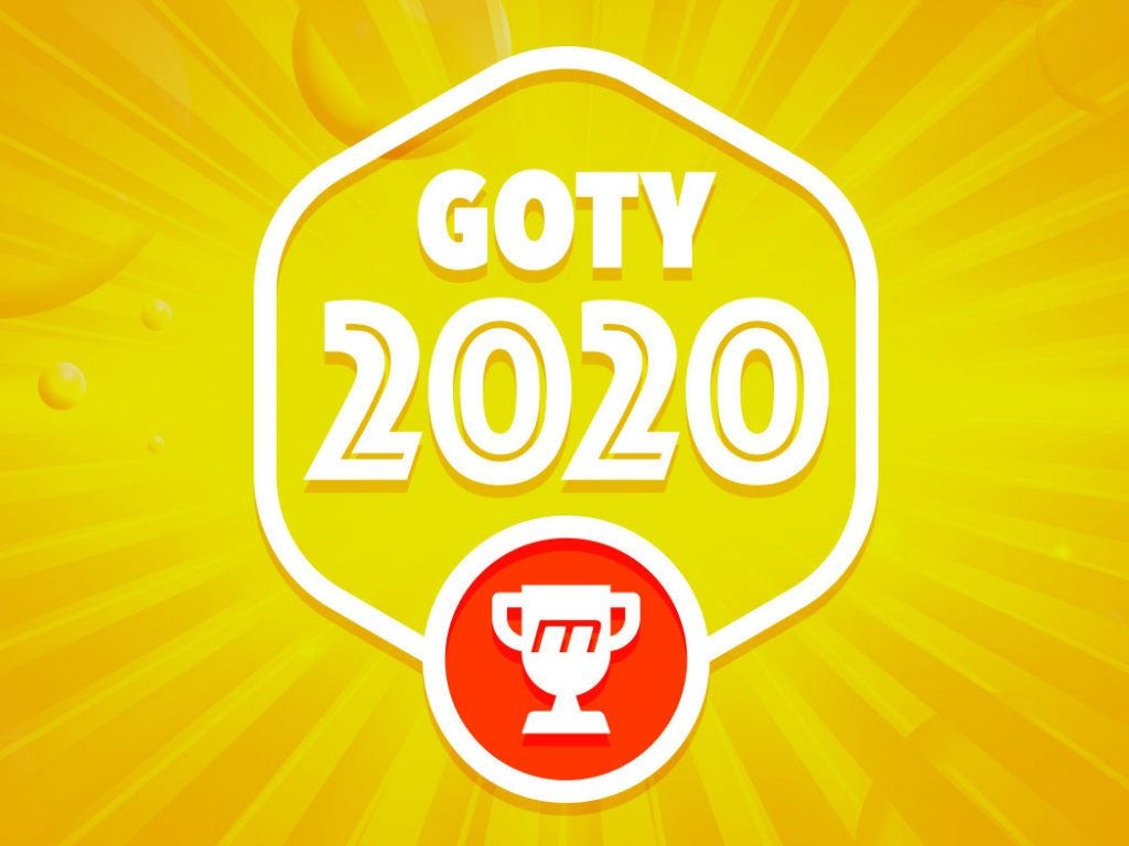 Vote for the best games of 2020