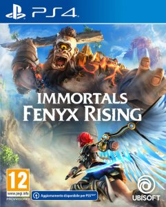 Immortals: Fenyx Rising per PlayStation 4
