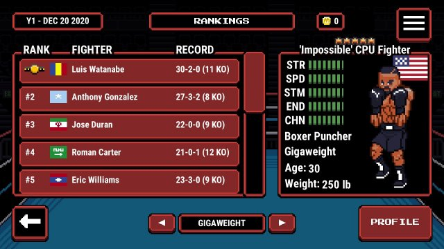 Prizefighters 2