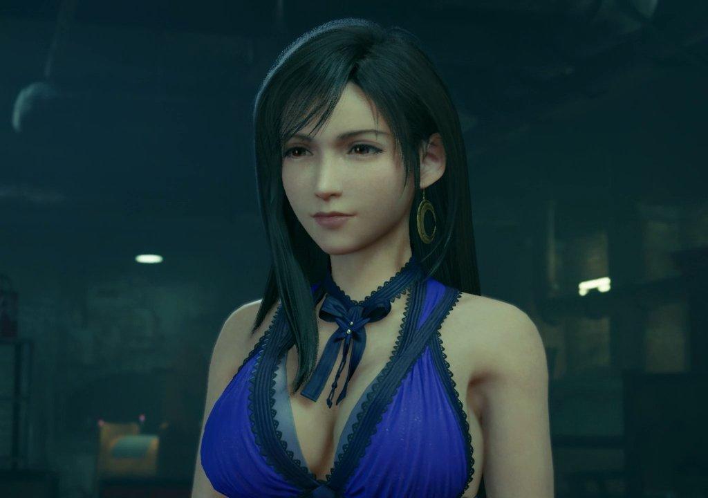 Final Fantasy 7: Hana Bunny's Tifa cosplay is exactly how you imagine it