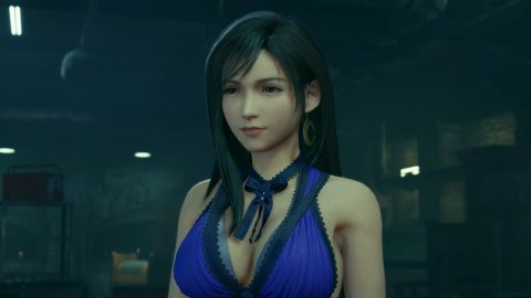 Final Fantasy 7 Remake: michaela.lee1's Tifa cosplay shows off the most elegant outfit