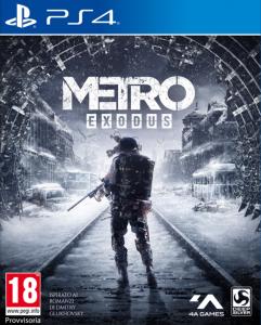 Metro Exodus per PlayStation 4