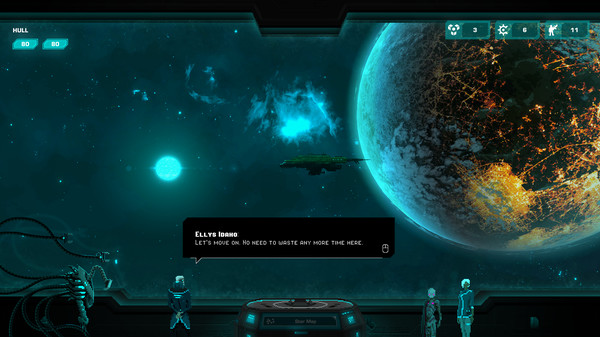 Crying Suns is the next free PC game from the Epic Games Store