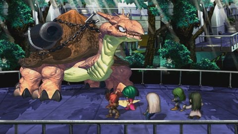 SaGa Frontier Remastered, release date and new trailer from Square Enix