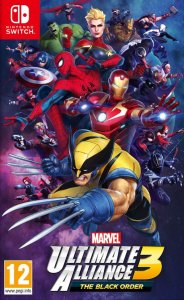 Marvel Ultimate Alliance 3: The Black Order per Nintendo Switch