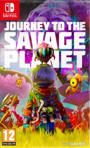 Journey to the Savage Planet per PlayStation 4