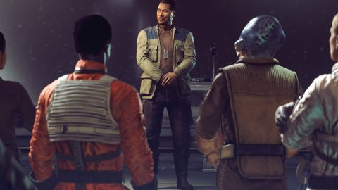 Star Wars: Ubisoft Massive's new game is early in development