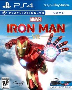 Marvel's Iron Man VR per PlayStation 4