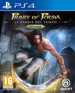 Prince of Persia: Le Sabbie del Tempo Remake per PlayStation 4