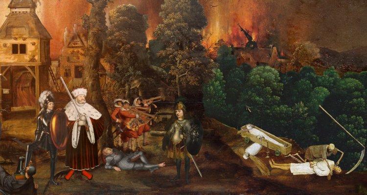 The Procession to Calvary, la recensione …