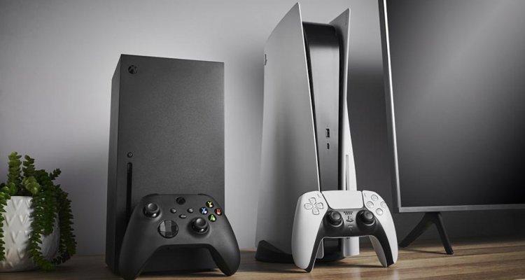 PS5, vendite superiori a Xbox Series X S …
