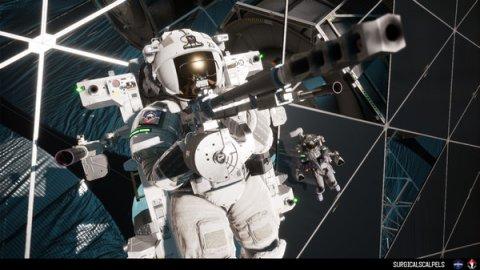 Boundary: Zero Gravity Space Shooter Gameplay Trailer