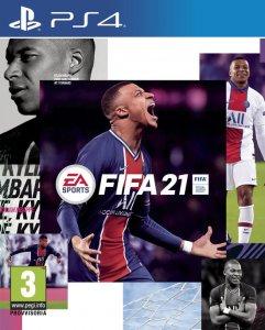 FIFA 21 per PlayStation 4