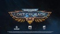 Warhammer 40.000: Lost Crusade - Trailer della storia