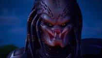 Predator arriva attraverso il Punto zero in Fortnite