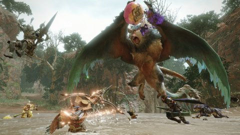 Monster Hunter Rise, preview: a new presentation for the Capcom title