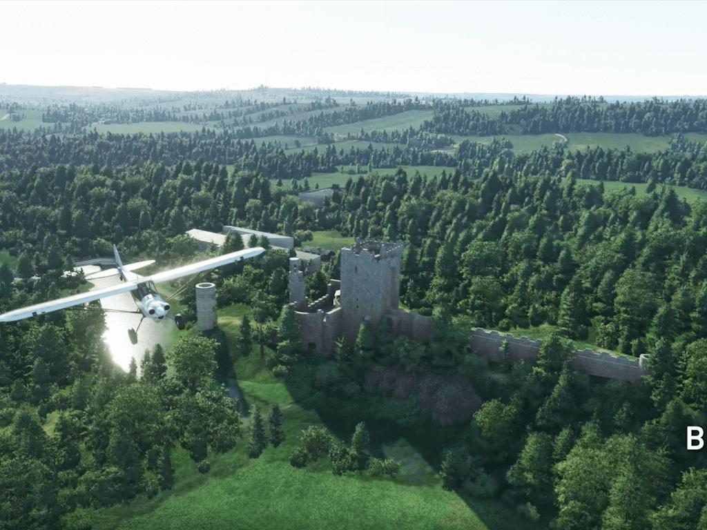 Microsoft Flight Simulator: UK and Ireland update delayed