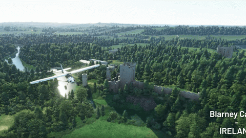 Microsoft Flight Simulator: World Update 3 with UK has release date and video, other news