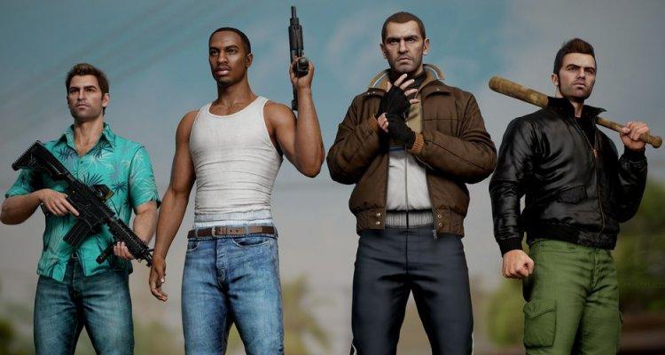 GTA: Take-Two rimuove delle mod di vecch …