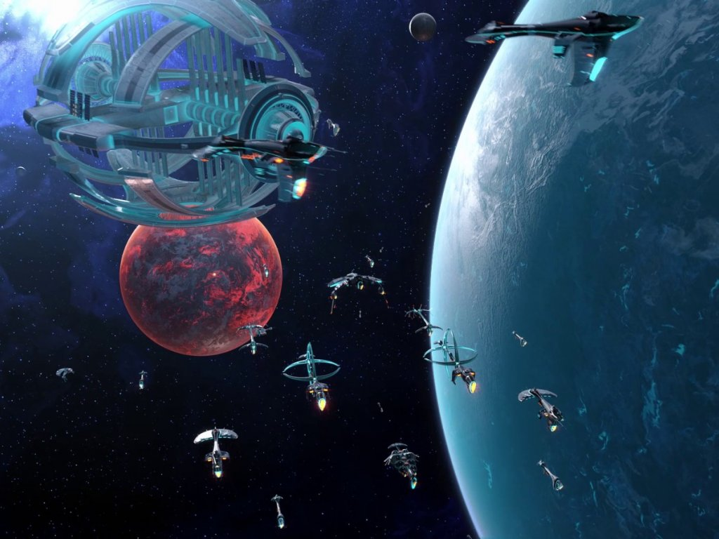 Distant Worlds 2, the preview of the new 4x sequel to a cult game