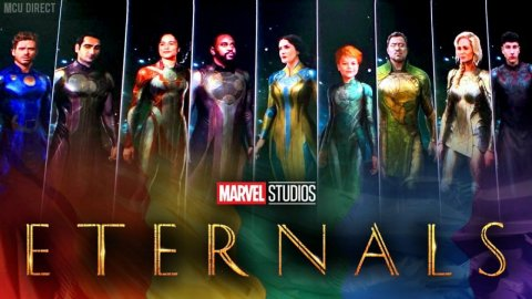 Eternals: Celestials unveiled by new artwork, here are the images of the Marvel movie