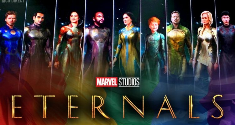 Eternals: la regista sta ancora ultimand …