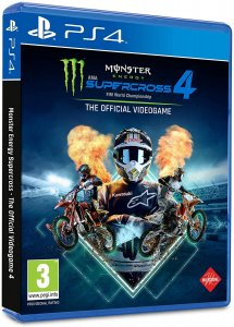 Monster Energy Supercross - The Official Videogame 4 per PlayStation 4