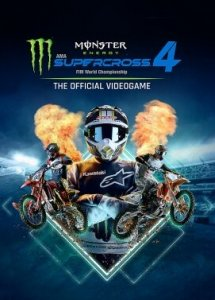 Monster Energy Supercross - The Official Videogame 4 per PC Windows
