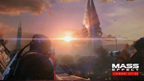 Mass Effect Legendary Edition: Tali's photo finally changed