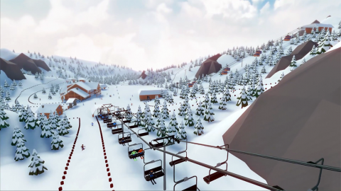 Snowtopia: Ski Resort Tycoon, the tried and true for PC