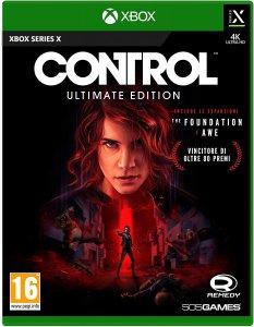 Control per Xbox Series X