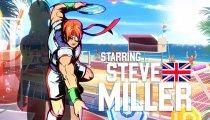 Windjammers 2 - Trailer di Steve Miller e dell'Arcade Mode
